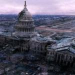 Collapsed Washington DC